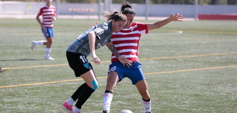 El Granada logra un empate con sabor a derrota ante el Málaga