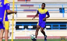 """Dumitru: """"Estamos deseando hacer un gran partido contra el Granada"""""""