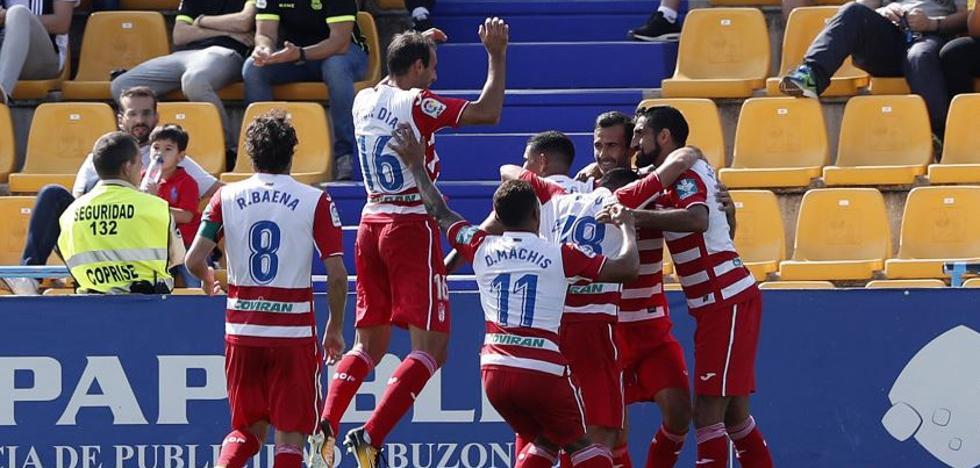 Alcorcón - Granada CF, en directo