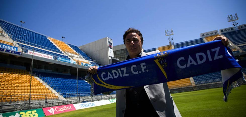 """Pina: """"En el Granada tenía punto final, quiero morirme en el Cádiz"""""""