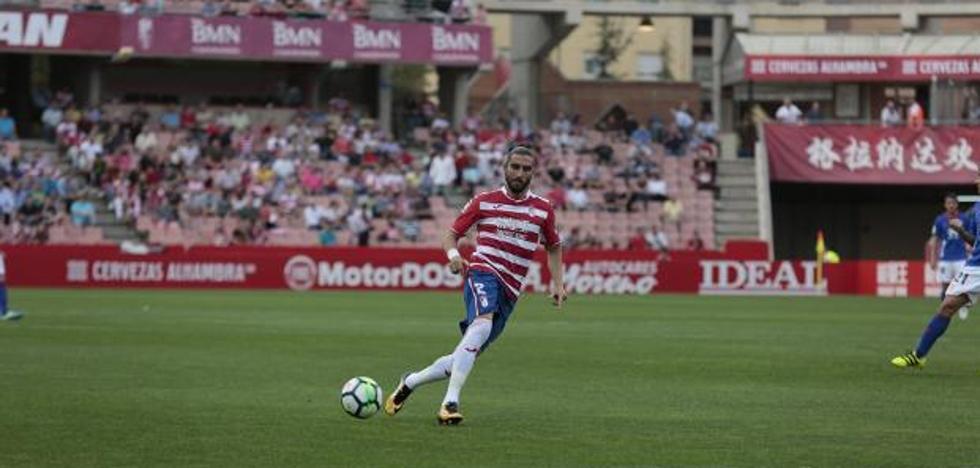 """Chico Flores: """"En Soria me encontré muchísimo mejor que en mi primer partido"""""""