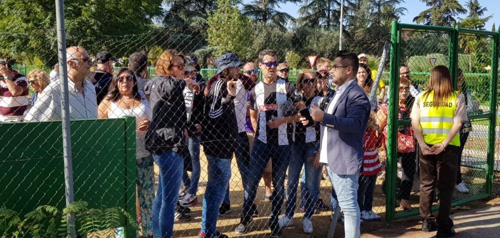 El club estudia la colocación de supletorias en Armilla