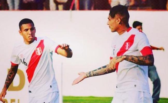 Sergio Peña arropa a su tío Paolo Guerrero tras conocer que dio positivo por cocaína