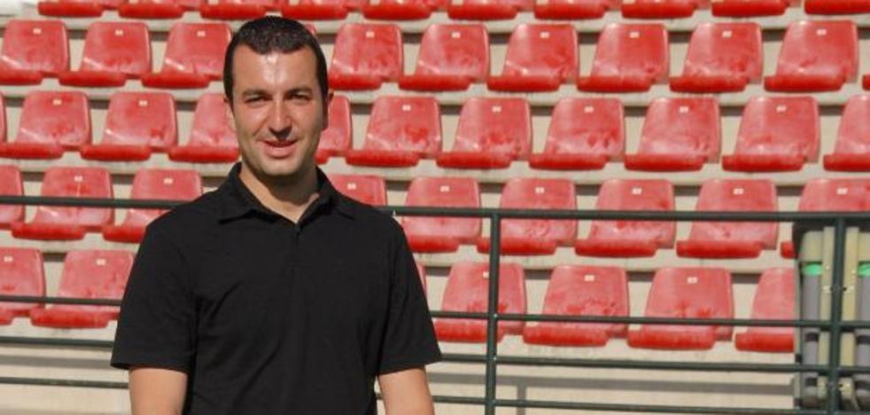 Un entrenador con formación granadina