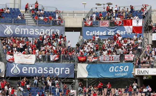 El Sevilla Atlético se refuerza para jugar en Los Cármenes