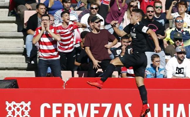 El Granada CF suma ya seis goles encajados de penalti