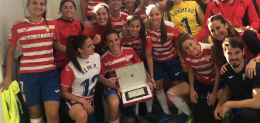 El Granada femenino vuelve a ser líder tres años después