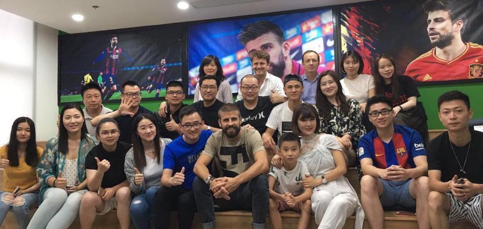 John Jiang y Gerard Piqué trabajarán juntos en el lanzamiento de una liga de eSports