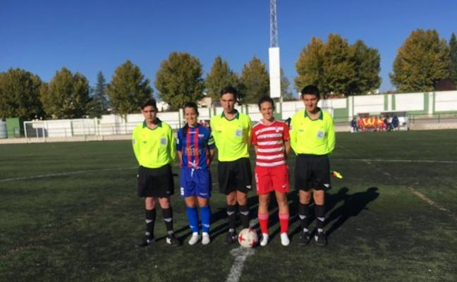 El Granada se deja dos puntos al final del partido