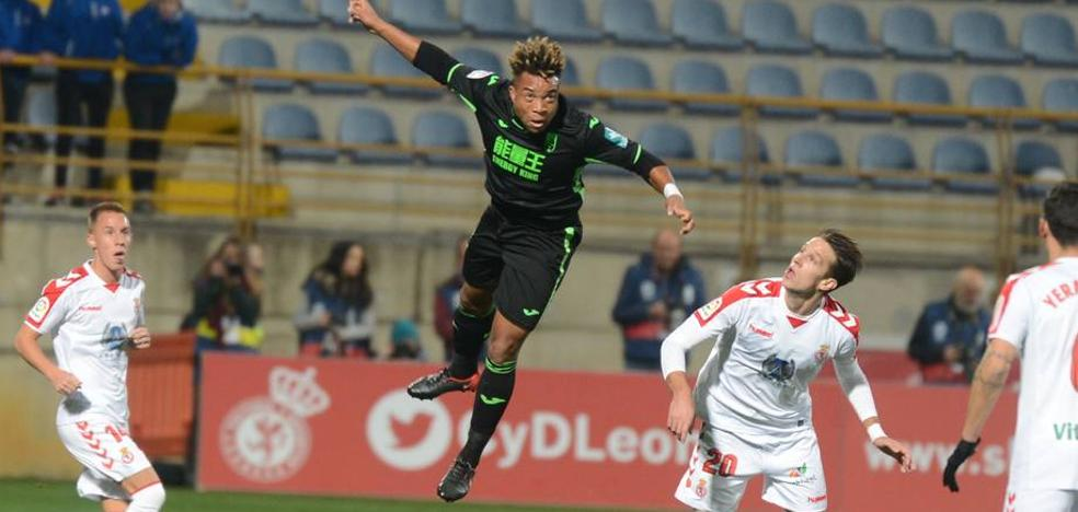 Kunde, segunda titularidad en Liga
