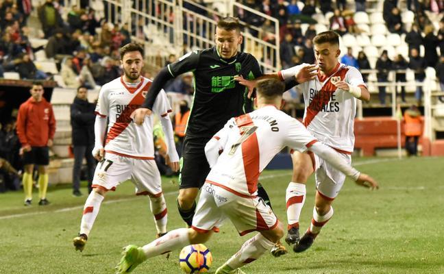 El dato preocupante que deja la derrota sufrida en Vallecas
