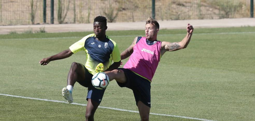 Tres entrenamientos para preparar con garantías el próximo duelo ante el Almería