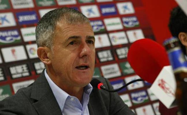"""Alcaraz: """"Ahora podríamos estar hablando de que al Granada CF se le han ido dos puntos"""""""