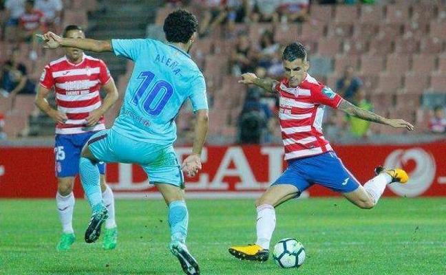 Álex Martínez ya es centenario en Segunda