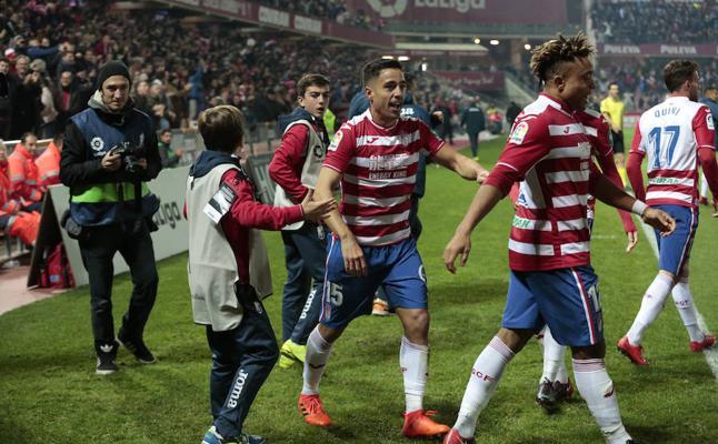 Granada CF, ocho jornadas de confort