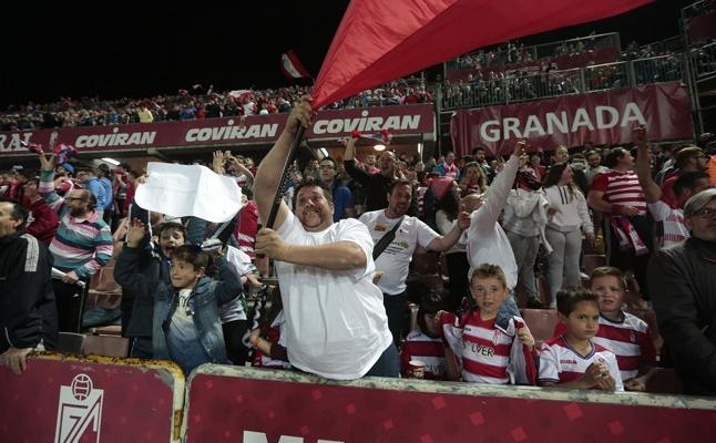 El Granada pone en marcha la campaña de abonos de media temporada con la compra online como novedad