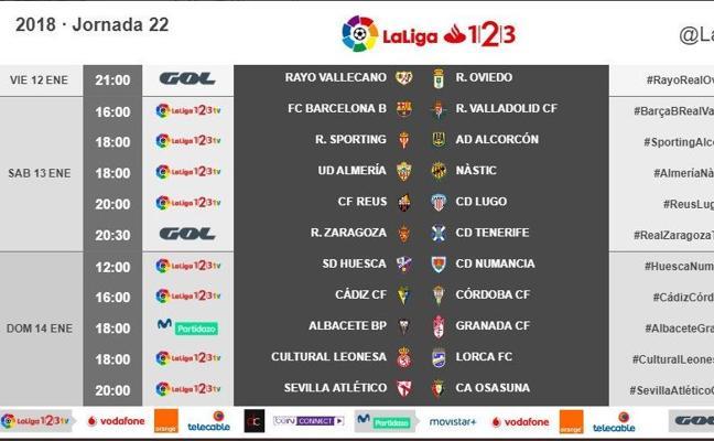 El Albacete-Granada ya tiene fecha y hora