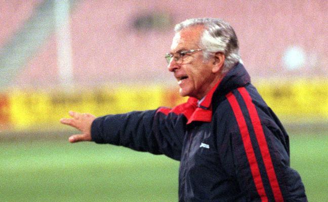 Muere Felipe Mesones, entrenador del Granada en dos etapas