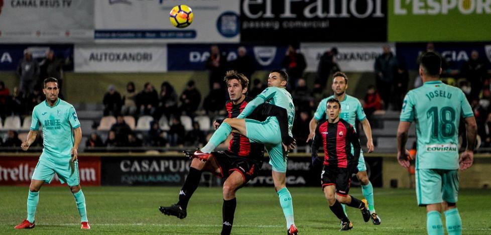 Un Granada CF de clase media como visitante