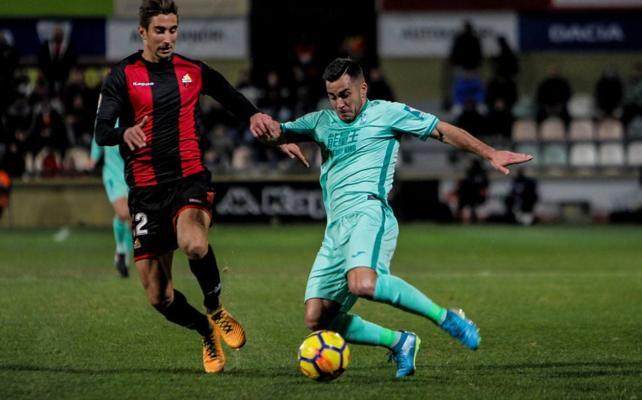 El Granada se queda fuera de los play-offs de ascenso