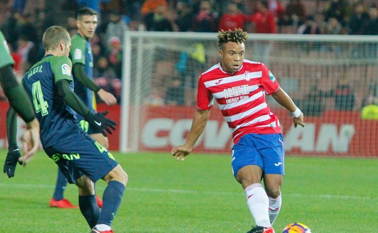 Las mejores jugadas del Granada CF - Sporting de Gijón