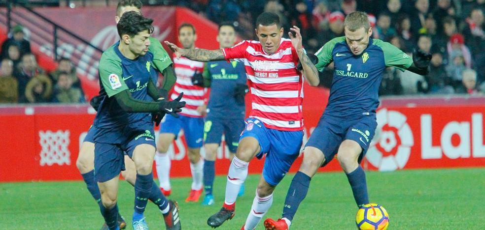 El Granada CF saca músculo ante los grandes