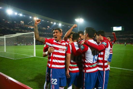Las notas del Granada CF en los tres primeros meses de competición, según IDEAL