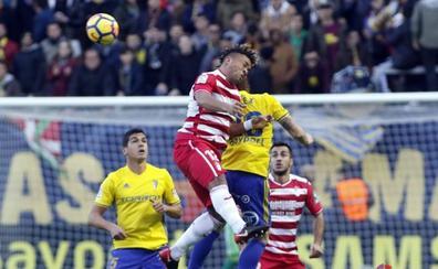 Cifuentes impide un merecido empate del Granada
