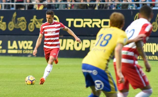 El Granada finaliza la primera vuelta en sexta posición