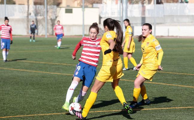 El Granada femenino arranca 2018 con el mismo poderío goleador