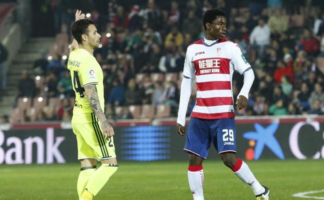 Hongla, con 'cláusula del miedo' al Barça B
