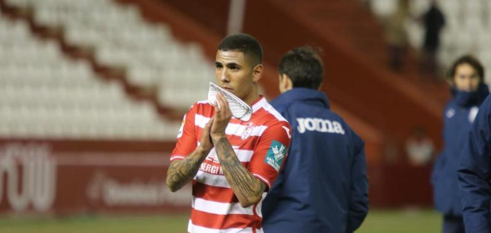 El Granada, fuera de los diez primeros puestos como visitante de Segunda División