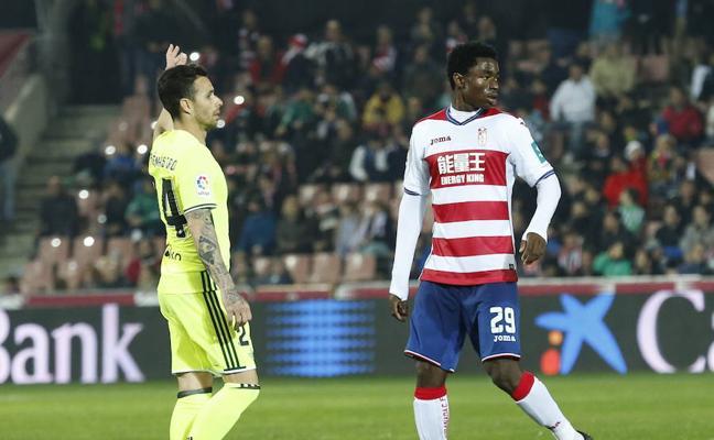 Oficial: Hongla, cedido al Barça B