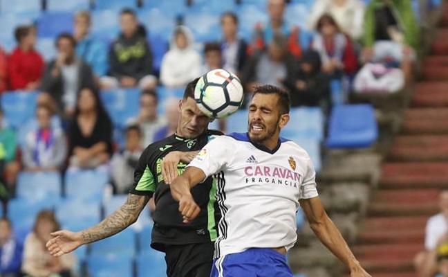 Borja Iglesias no estará en Los Cármenes