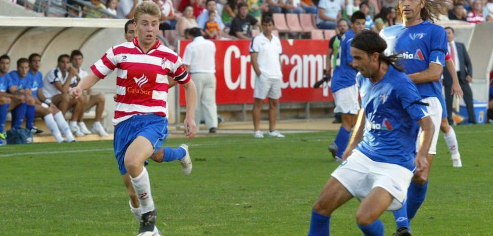 Vicente Pérez vuelve a jugar y lo hará en el Fuenlabrada