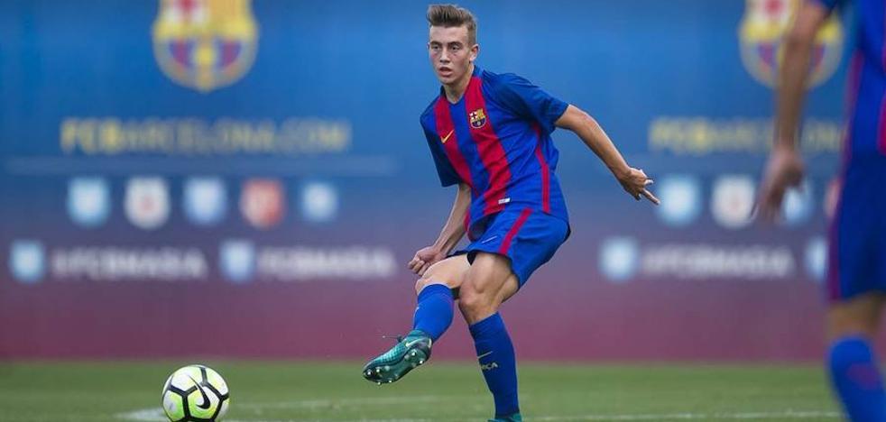 Cucurella y Oriol Busquets, bajas por sanción en el Barça B