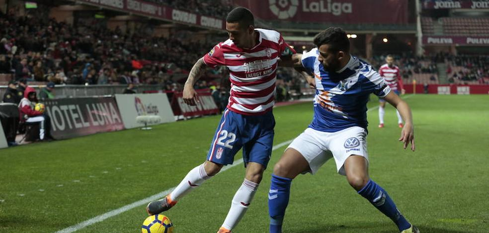 El Granada se impone al Tenerife