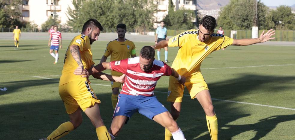 Prueba de fuego para el Granada B en el campo del Marbella