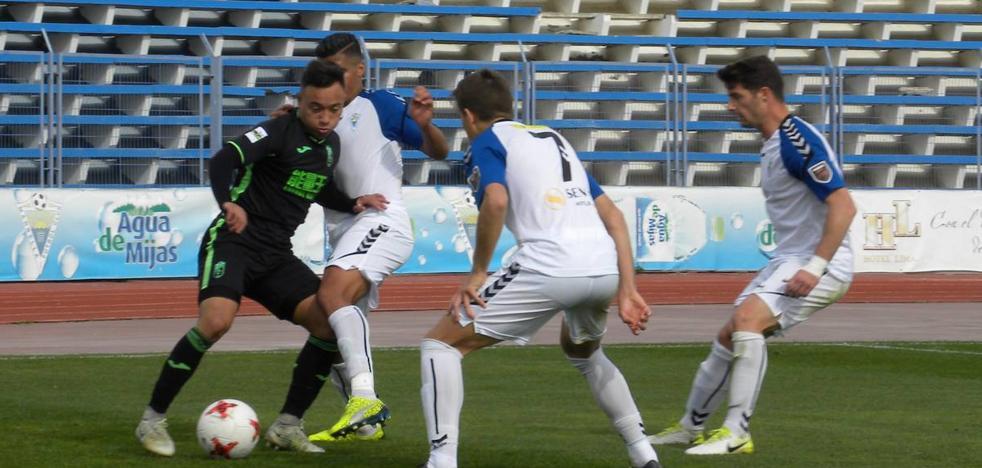 El Granada B cae goleado en Marbella