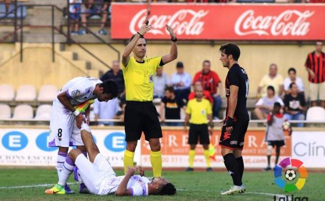 Gorostegui Fernández, árbitro para el Granada-Valladolid
