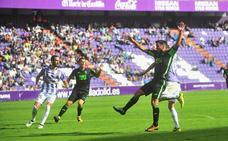 El Granada, a expensas del 'poco valor' de los goles del Valladolid