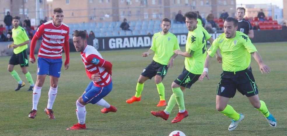El Granada B trabaja para recuperarse del 'accidente' en Marbella