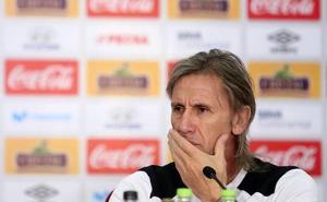 El seleccionador de Perú ya hace cuentas con Peña por el Mundial