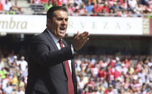 José Ramón Sandoval se va a reencontrar con el Granada CF
