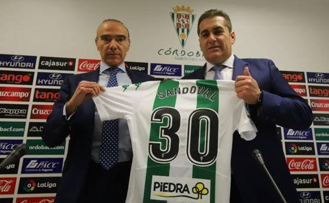 """Sandoval: """"El Granada está a punto de dar el pistoletazo para meterse arriba"""""""