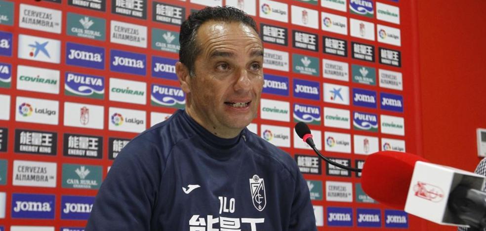 """Oltra: """"No me gusta que el Córdoba haya cambiado de entrenador, menos que sea José Ramón"""""""