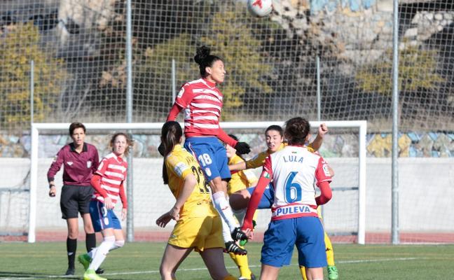 Victoria trabajada del femenino en Málaga