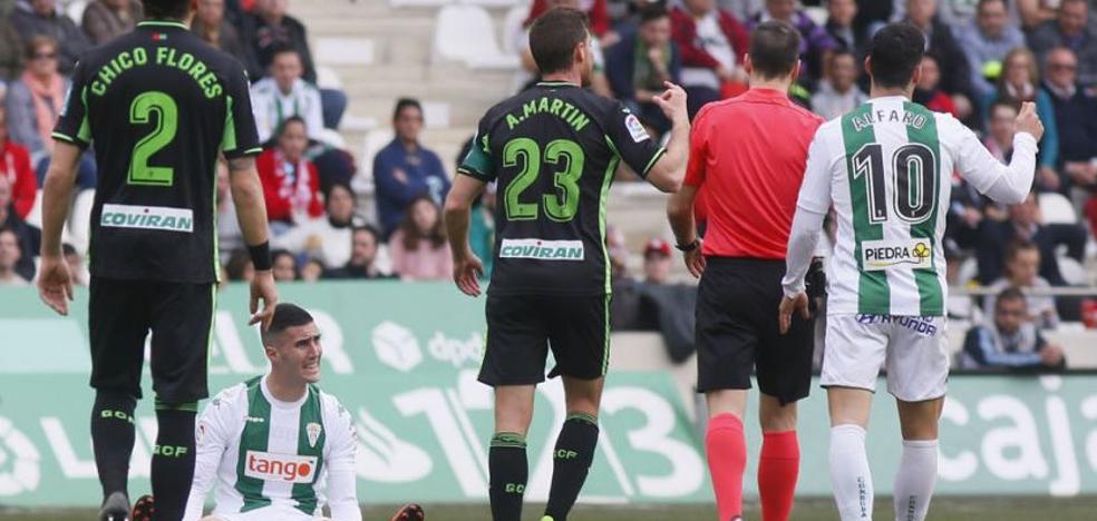 Saunier y Alberto Martín ocuparon los lugares de Germán y Montoro