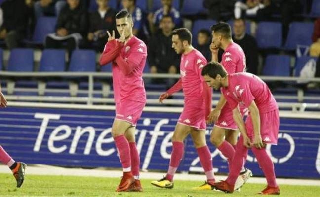 Inédito en el Granada y goleador de éxito en el Córdoba