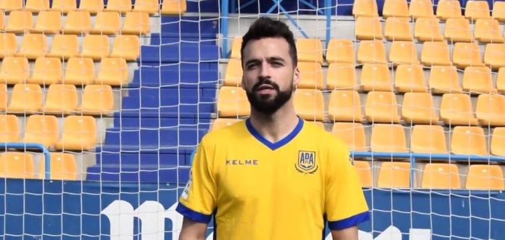 Bruno Gama podría debutar en Los Cármenes como jugador del Alcorcón